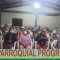 FIRMA DE CONVENIO TRIPARTITO ENTRE LA E.P. AGUAPAS - GAD PARROQUIAL DE PROGRESO Y  LA COMUNIDAD