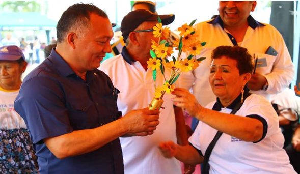 INAGURACION DE LA CUADRAGÉSIMA FERIA NACIONAL DEL CACAO